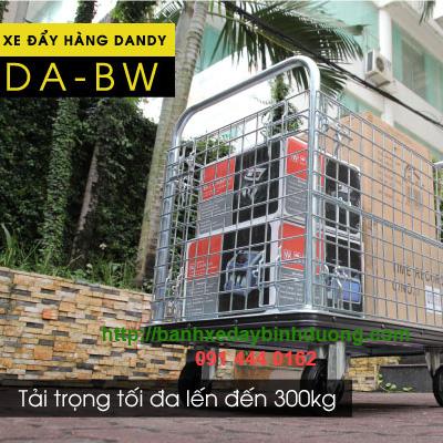 Xe lồng sắt kéo hàng DA-BW